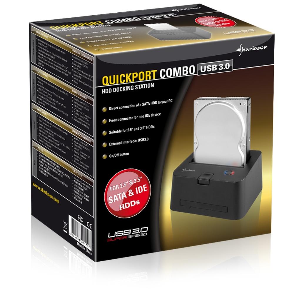 QuickPort Combo USB 3.0 (7)