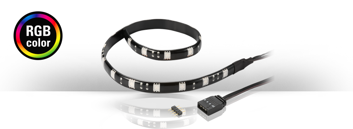 Sharkoon Pacelight Rgb Led Strip S1