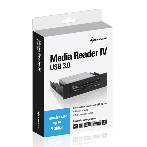 Media Reader IV USB 3.0 (3)